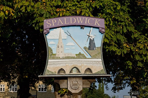 Another local Spaldwick photo