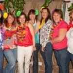 Spaldwick: Hawaiian Ho-Down a great success for Spaldwick Social Group