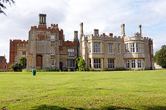 Photo of Hinchingbrooke School in Huntingdon