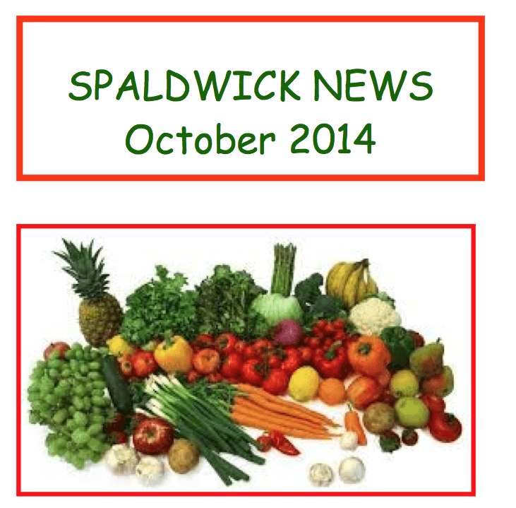 Spaldwick News October 2014 edition