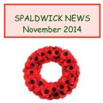 Spaldwick News for November 2014