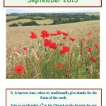 Spaldwick News Magazine for September 2015