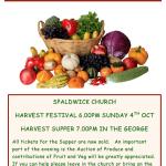 Spaldwick News Magazine for October 2015