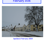 Spaldwick News Magazine For February 2016