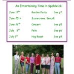 June Spaldwick News
