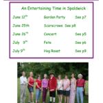 Spaldwick News for June 2016