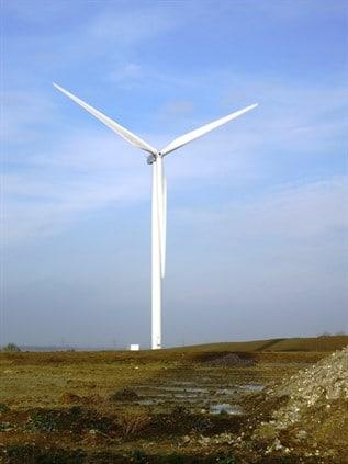 Woolley Wind Farm