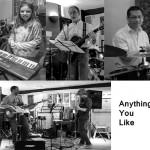 Photo of Spaldwick band Anything You Like