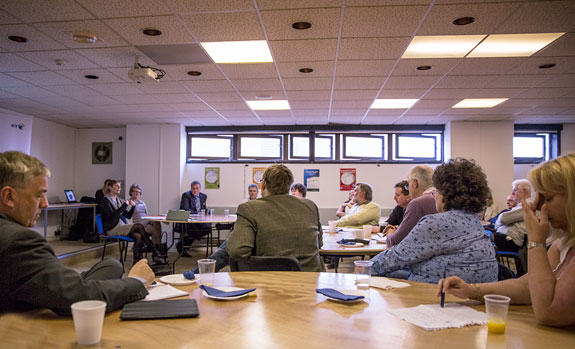 Meeting of broadband champions