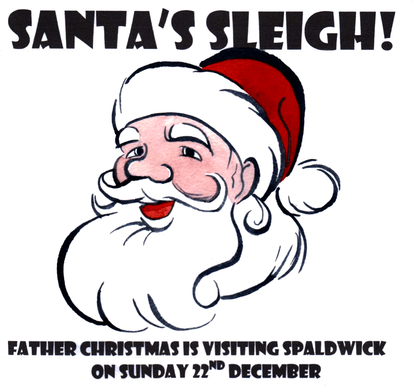 Father Christmas in Spaldwick