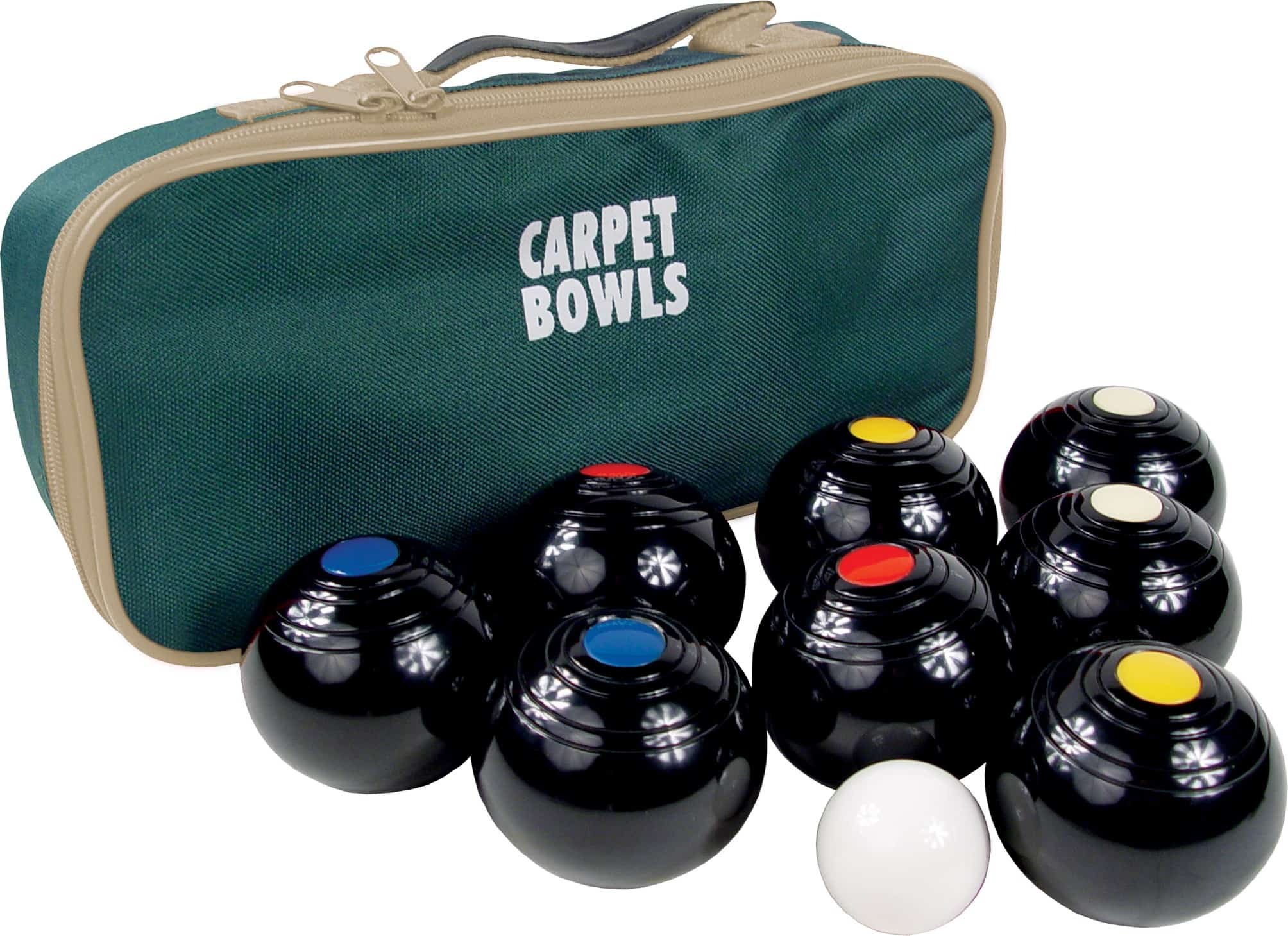 Carpet bowls in Spaldwick