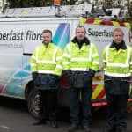 Openreach engineers