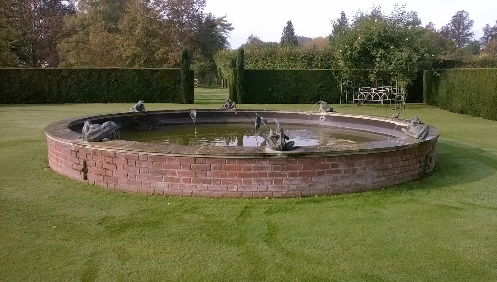 Visit by Spaldwick Gardening Club
