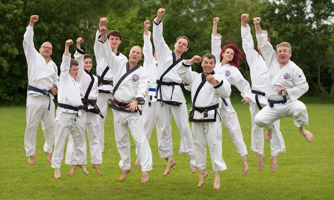 Grafham Tang Soo Do club