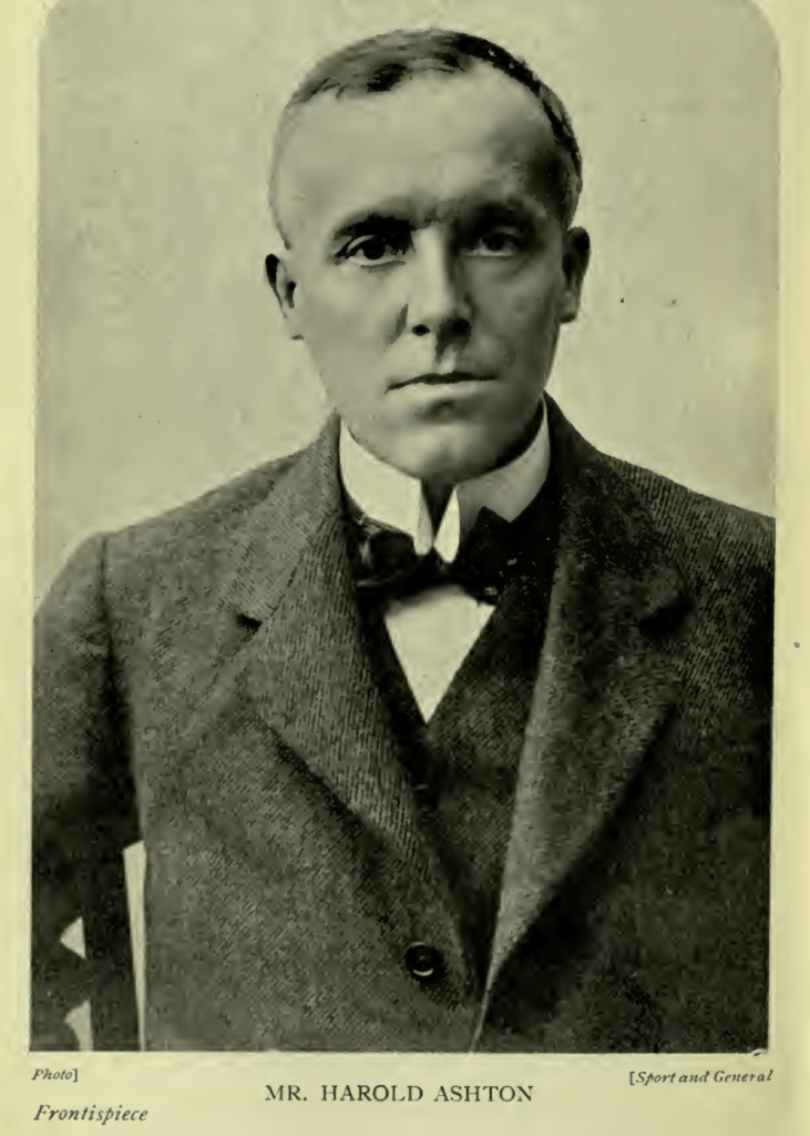 Harold Ashton