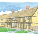 Richard Johnson Seeks Feedback On Manor Farmhouse