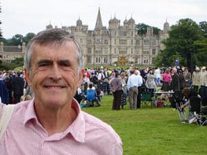 Photo from the Jubilee Picnic at Burghley House
