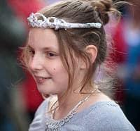 Photo of Spaldwick Jubilee Queen Olvia
