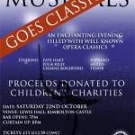 Magic of the Musicals Goes Classical – October 22 2011