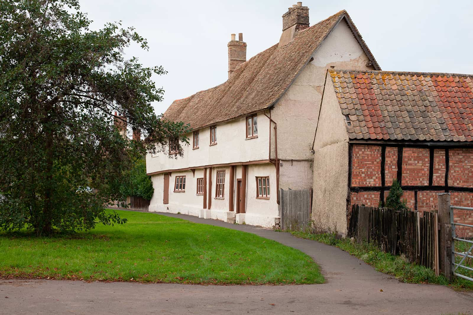 Manor Farm in Spaldwick