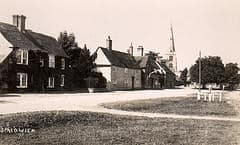 Photo of old Spaldwick
