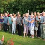 Spaldwick Open Gardens Raises £1500