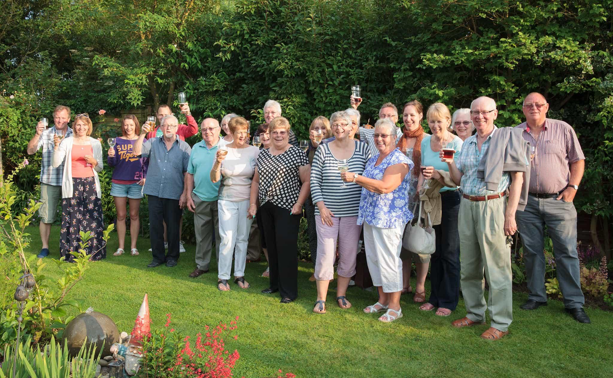 Open Gardens team
