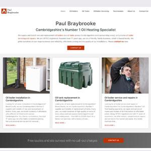Paul Braybrooke website