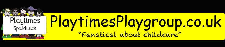 Spaldwick Playtimes