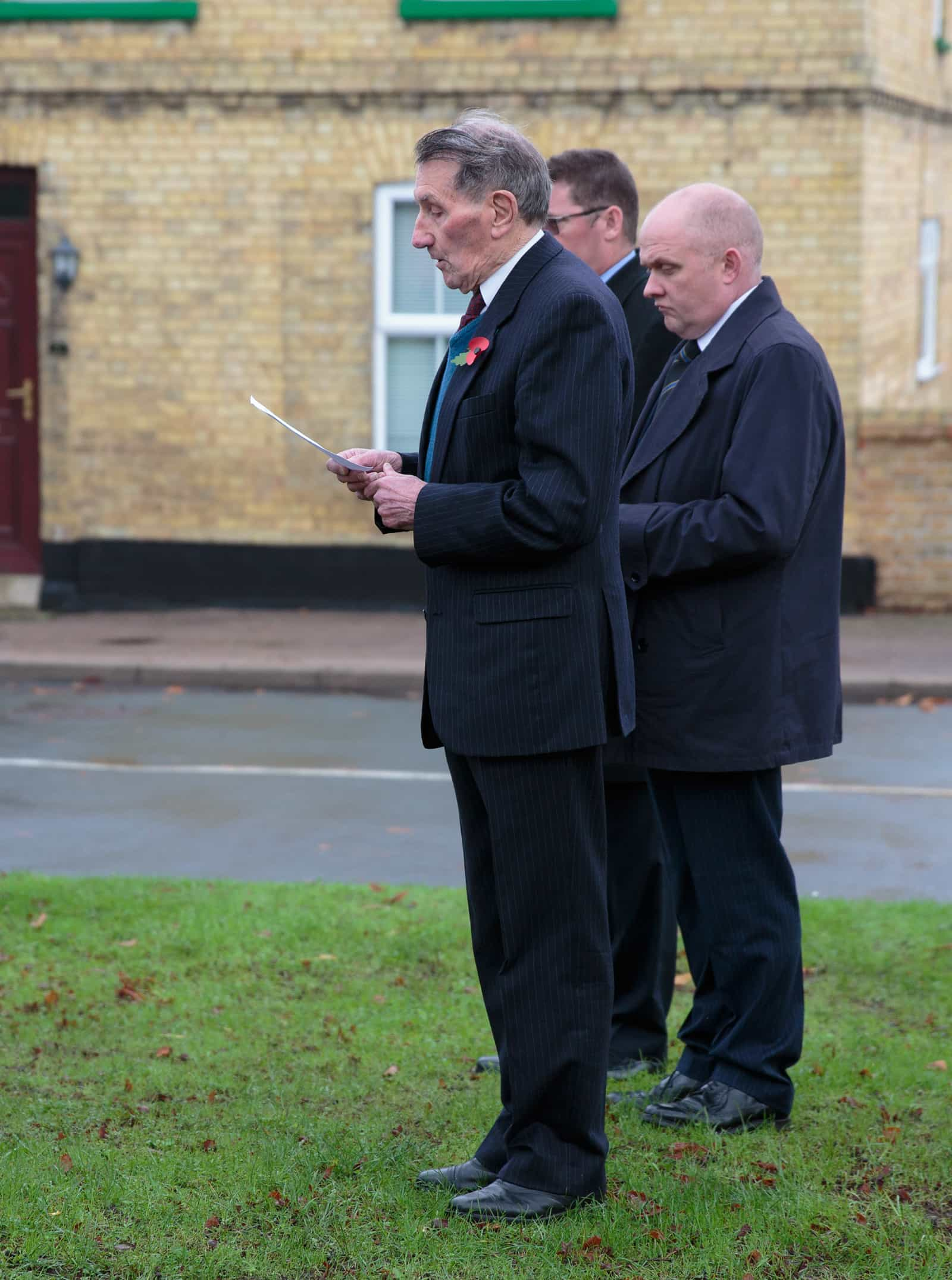 Spaldwick remembers