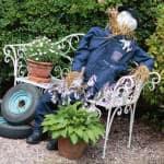 Mechanic scarecrow