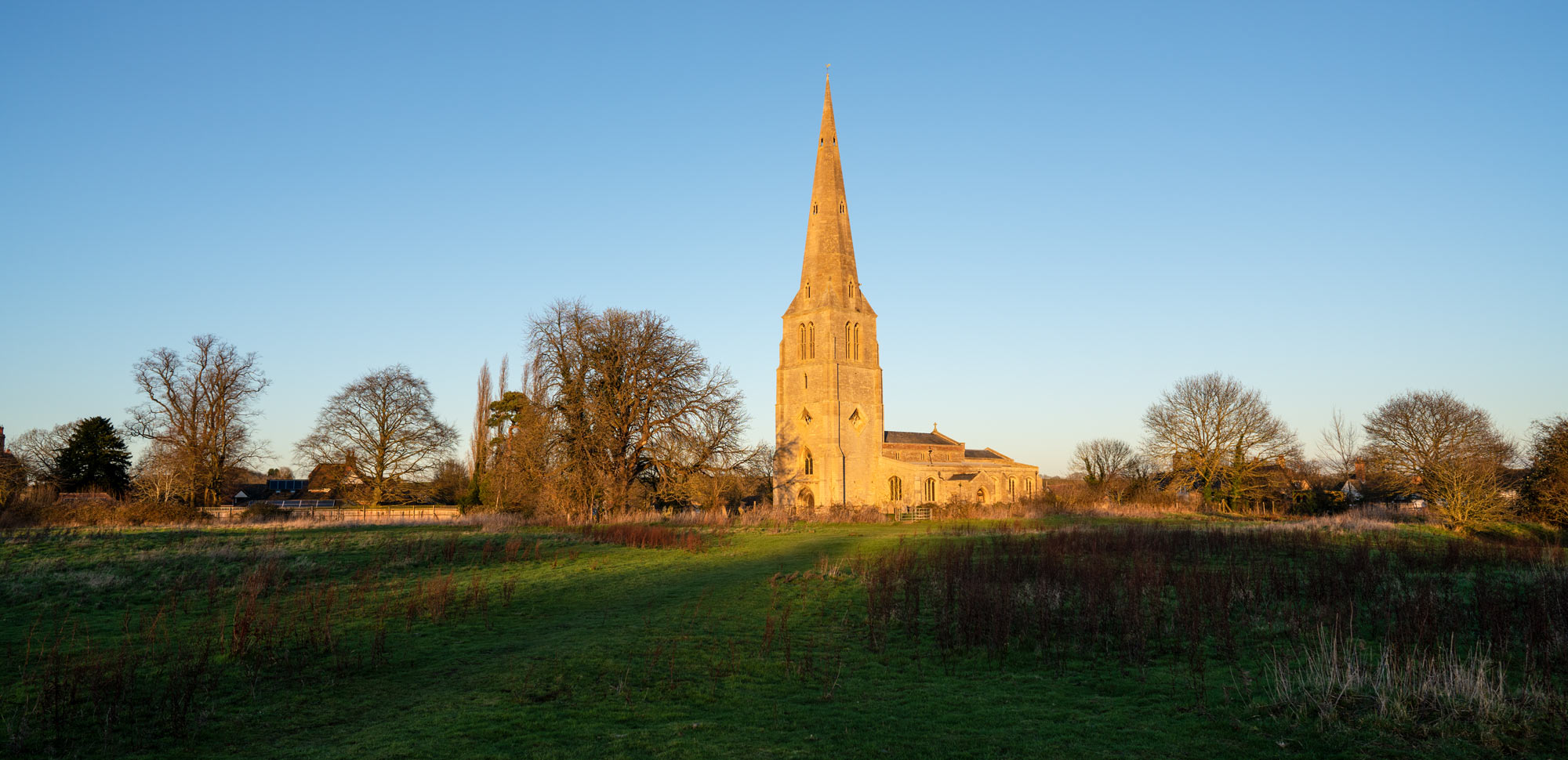 Spaldwick Church