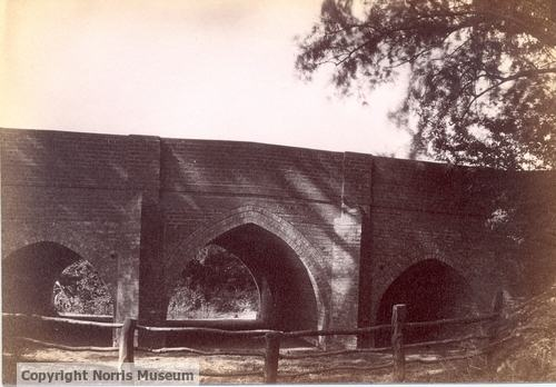 Spaldwick bridge