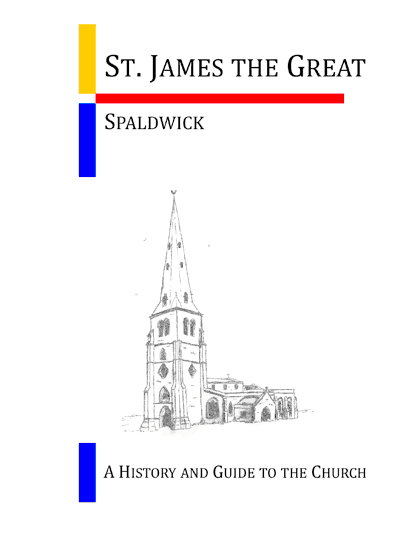 Booklet on Spaldwick Church produced by Stuart Dixon