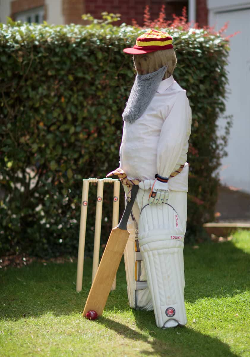 Spaldwick cricketer