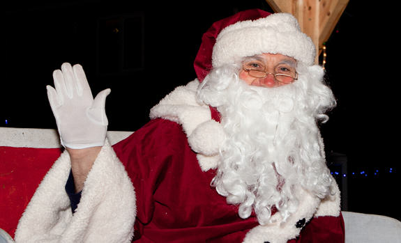 Photo of Spaldwick Father Christmas
