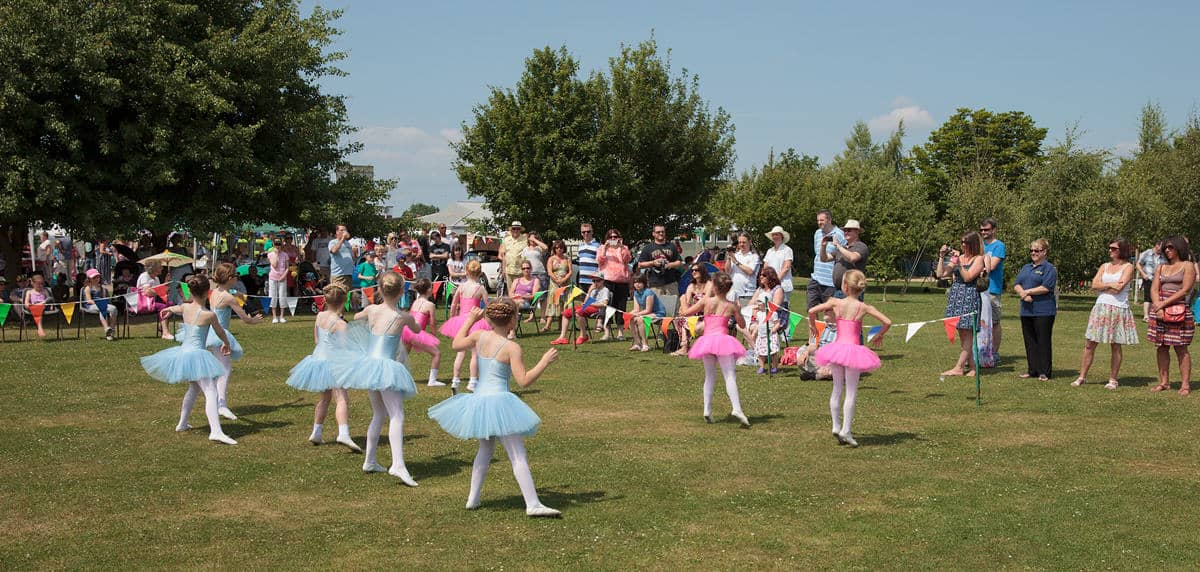 Images from the Spaldwick Fete