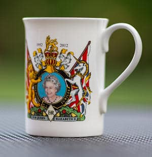 Photo of the Spadwick Jubilee Mug
