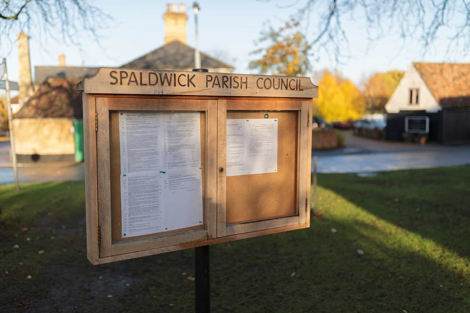 Spaldwick Parish Council