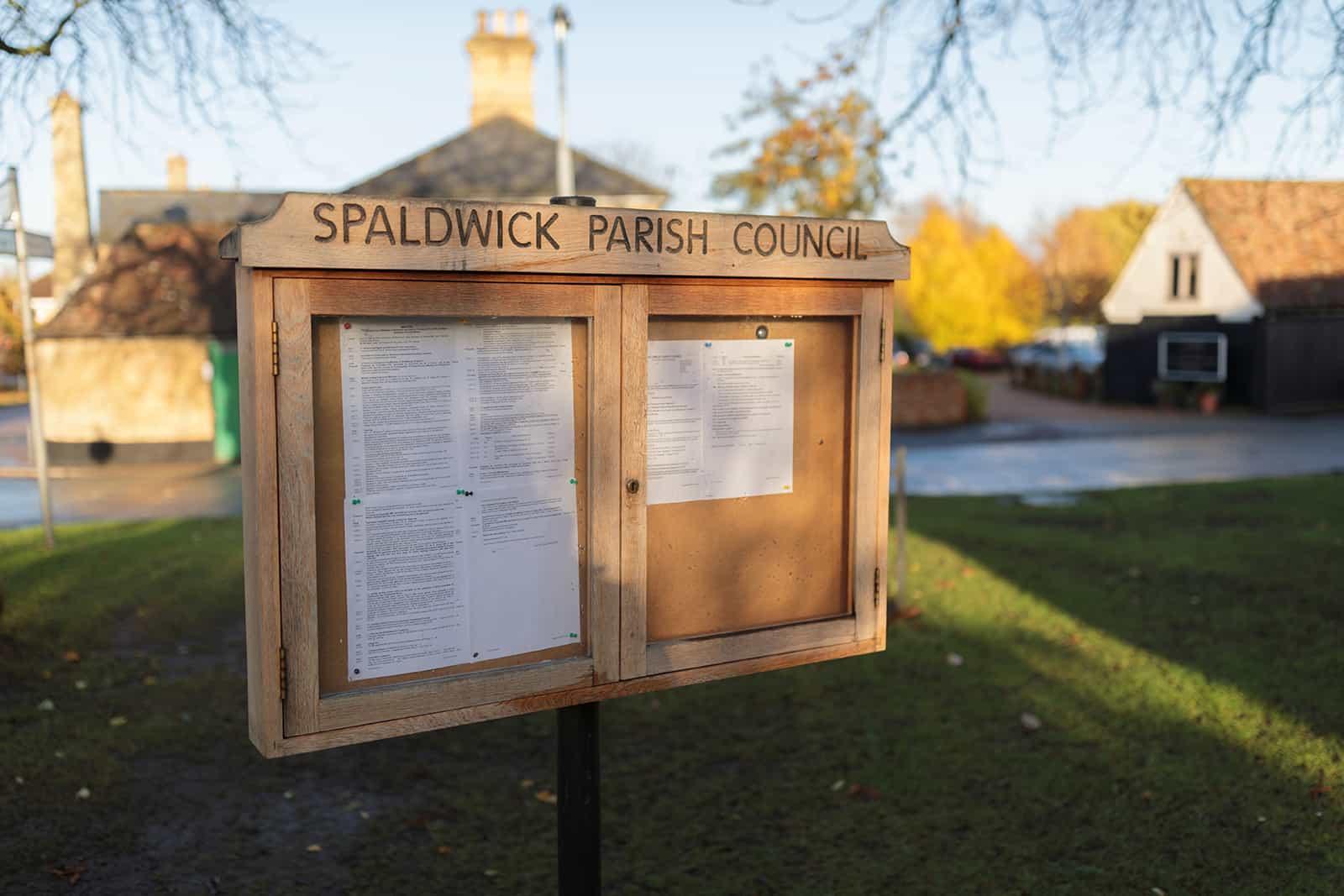 Spaldwick Parish Council