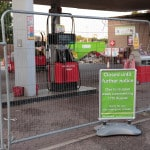 Spaldwick Service Station Expected to Open by Thursday 27th August 2015