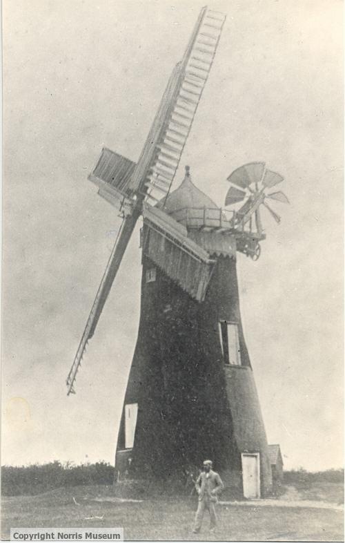 Spaldwick windmill