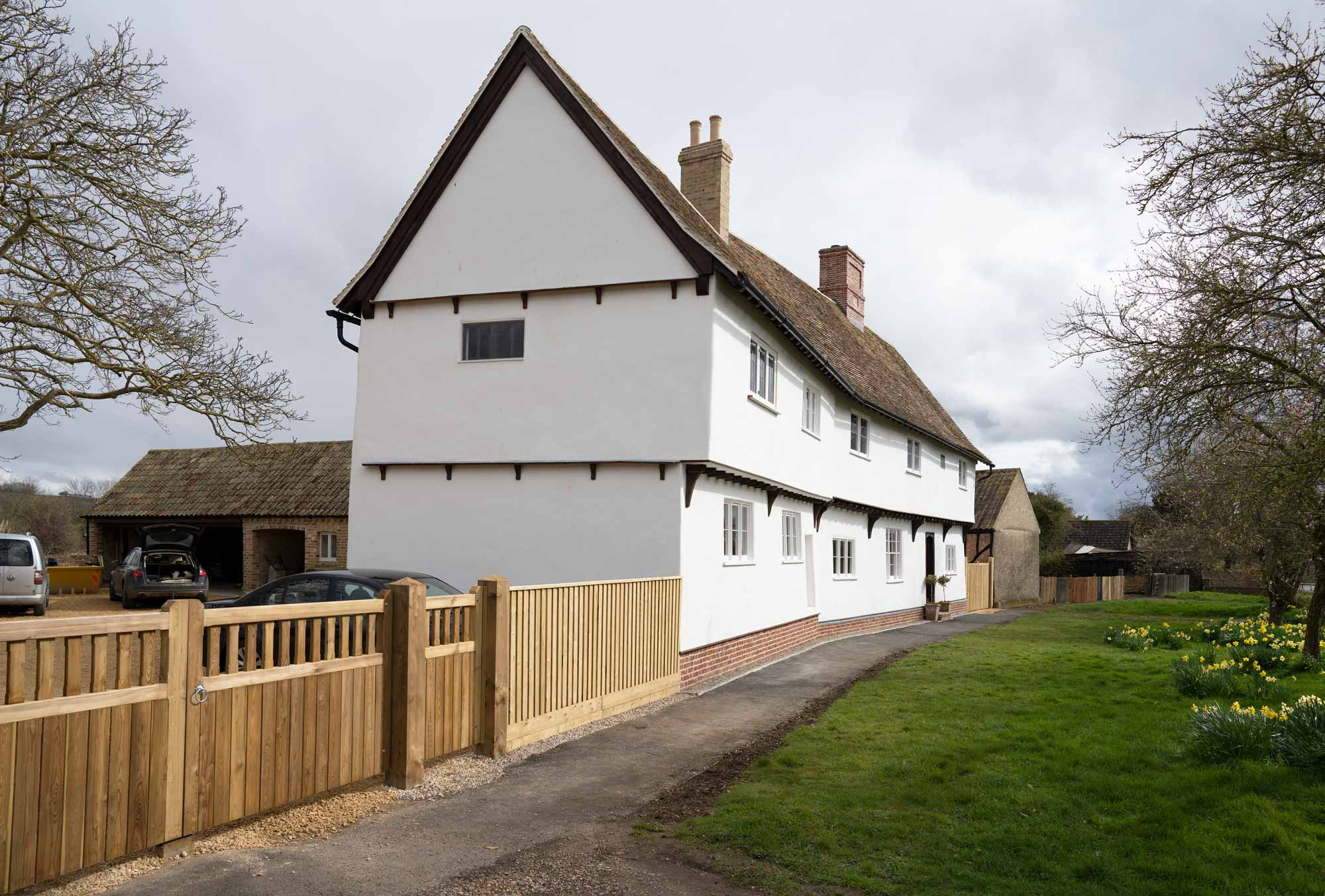 Spaldwick Manor