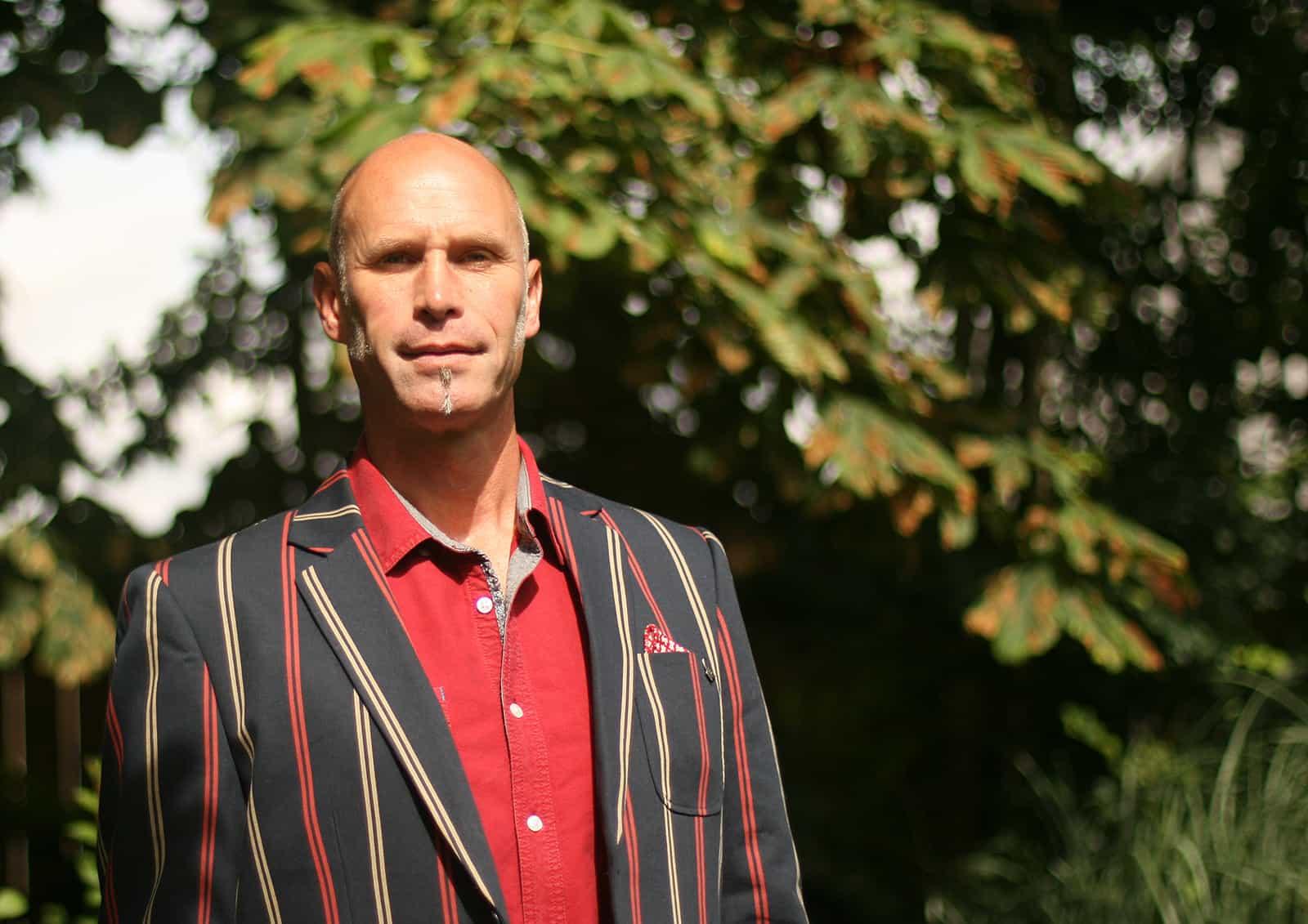 Steve Fane-de-Salis
