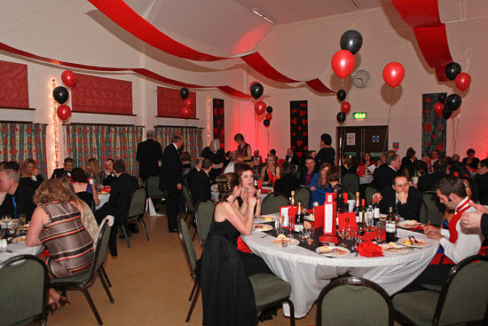 Photo of the 2012 Spaldwick Valentines Ball