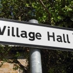 New Village Hall Information Page Launched