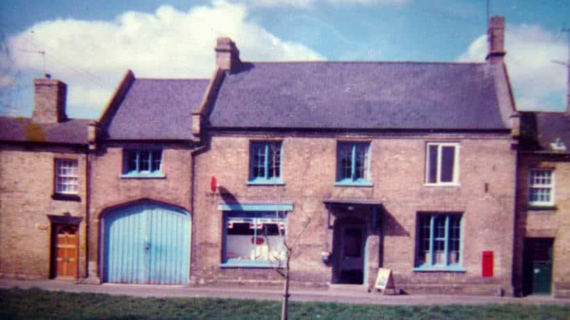 Walton House in Spaldwick