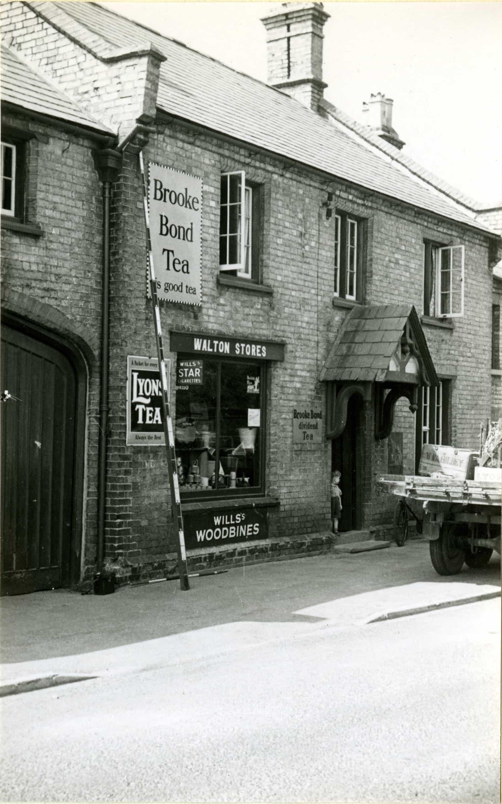 Walton Stores in Spaldwick