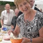 Photos from the Spaldwick Welcome Club BBQ