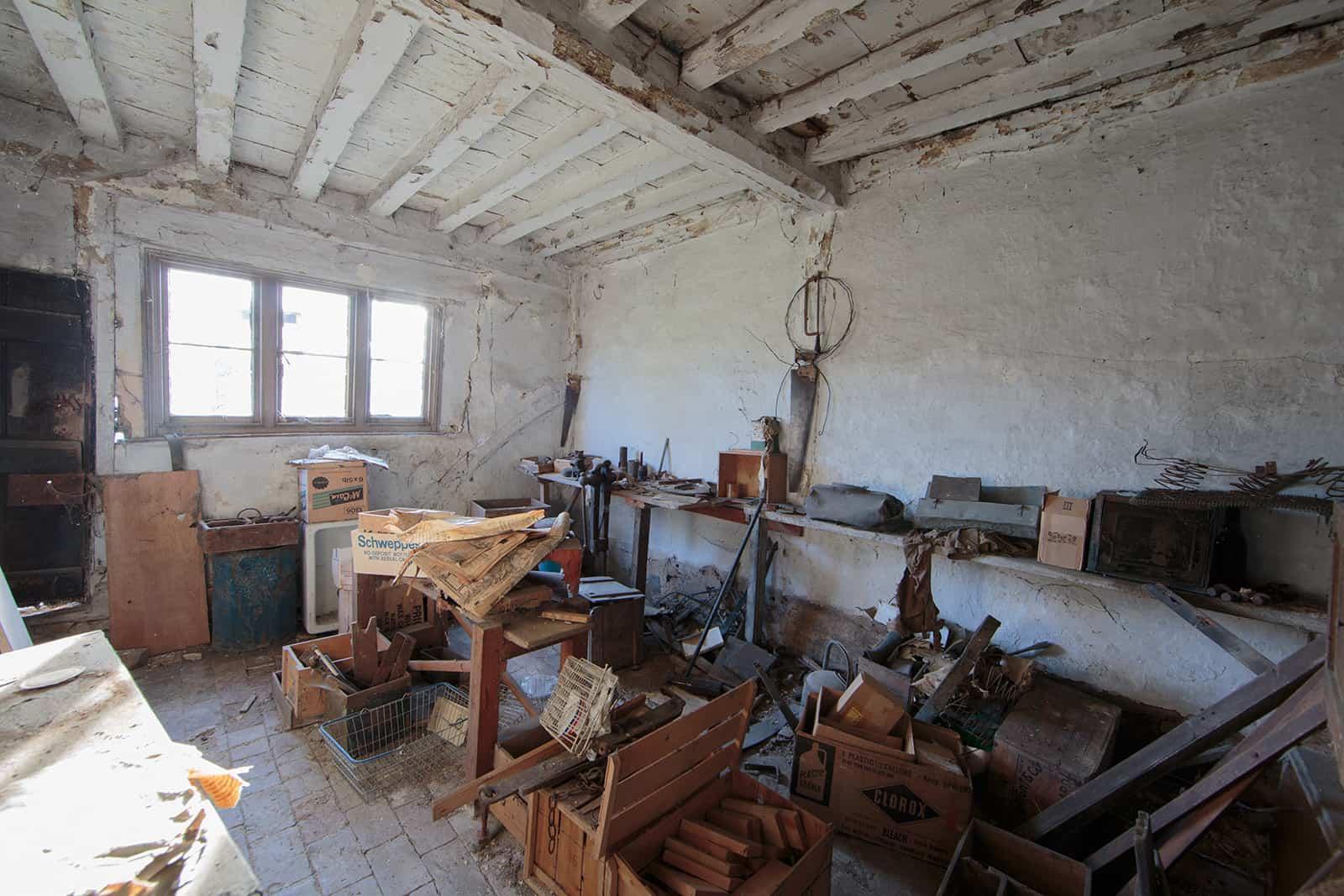 Workshop at Manor Farm in Spaldwick